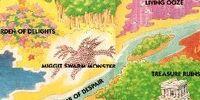 Miggit Swarm Monster