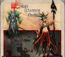 Rift Warrior Outfits