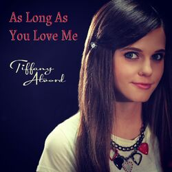 As long as you love me, cover