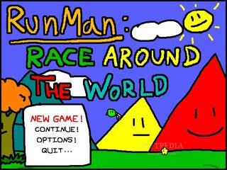 RunMan-Race-Around-the-World 1