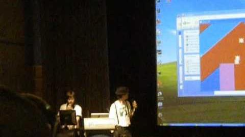 GNILLEY presentation at Game Jam Sydney