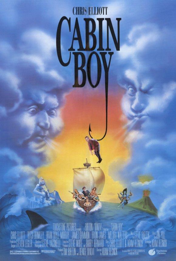 Cabin Boy Tim Burton Wiki Fandom Powered By Wikia