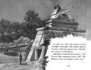 Morlock Sphinx novel