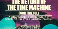 Die Rückkehr der Zeitmaschine