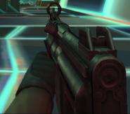Machinegun view