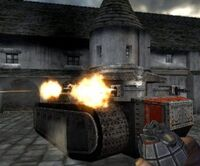 Urnsay Tank