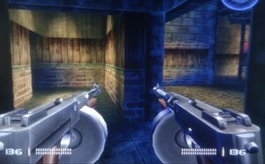 Tommy Gun x2