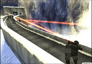 Timesplitters2 1Laser Rifle