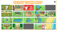 Chat Town Map