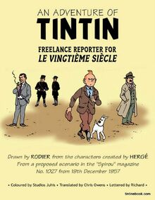 Tintin-the-Freelance-Reporter