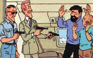 Tintin-confrontation