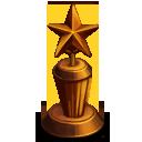 Decoration 1x1 bronzestar@2x