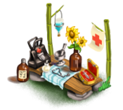 Decoration 2x2 pack nurse tn@2x