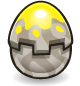 Egg gargoyleshinymonster@2x
