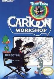 Tiny Toon Adventures Cartoon Workshop cover