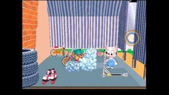 Let's Play Tiny Toon Adventures Plucky's Big Adventure- Part 1