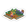 Sticker rusticfarm@2x