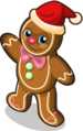 Gingerbread Man single