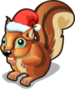 Xmas Squirrel single