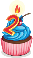 Image - 2nd Birthday Cupcake.png | Tiny Zoo Wiki | Fandom ...