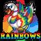 Rainbows hud