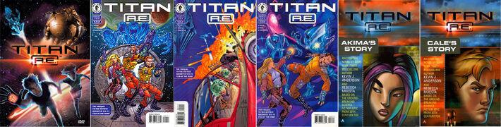 TITAN AE collection