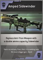 Amped Sidewinder