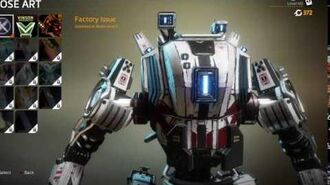 Legion Factory Issue
