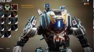Ronin Suit of Armor