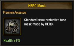 HERC Mask in TLSDZ