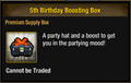 5th Birthday Boosting Box inventory view.png