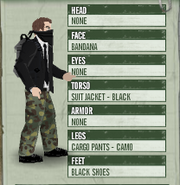 Cargo Pants-Camo (Forest)