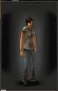 TLSDZ Jeans - Blue equipped female