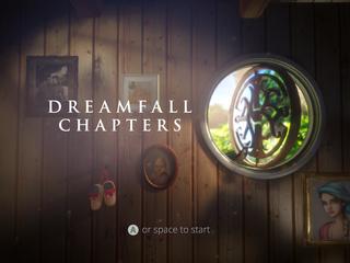 DFC Book Four - Revelations - start screen