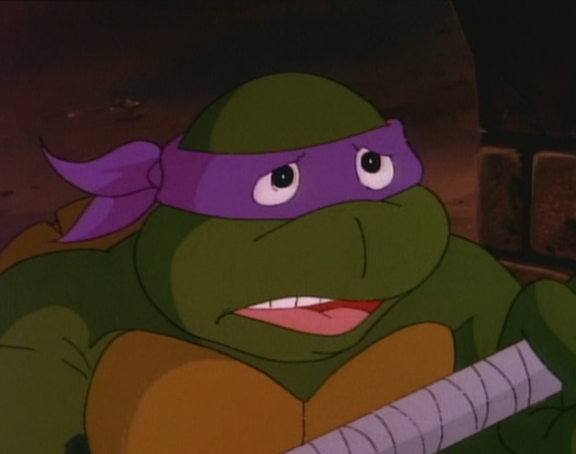 1987 Donatello png