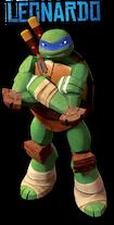2012 Leonardo titled character image