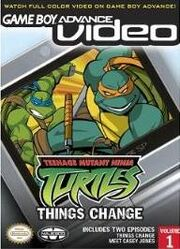 TMNT GBA video vol1