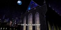 The Alien Agenda