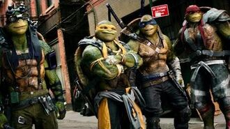 Teenage Mutant Ninja Turtles Out of the Shadows Trailer 1 Paramount Pictures International