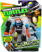 Teenage-mutant-ninja-turtles-nickelodeon-mix-match-tiger-claw-4-action-figure-playmates-3