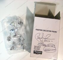 TMNT-Fugitoid-Limited-Edition with-box-2009