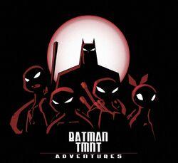 Batman TMNTad