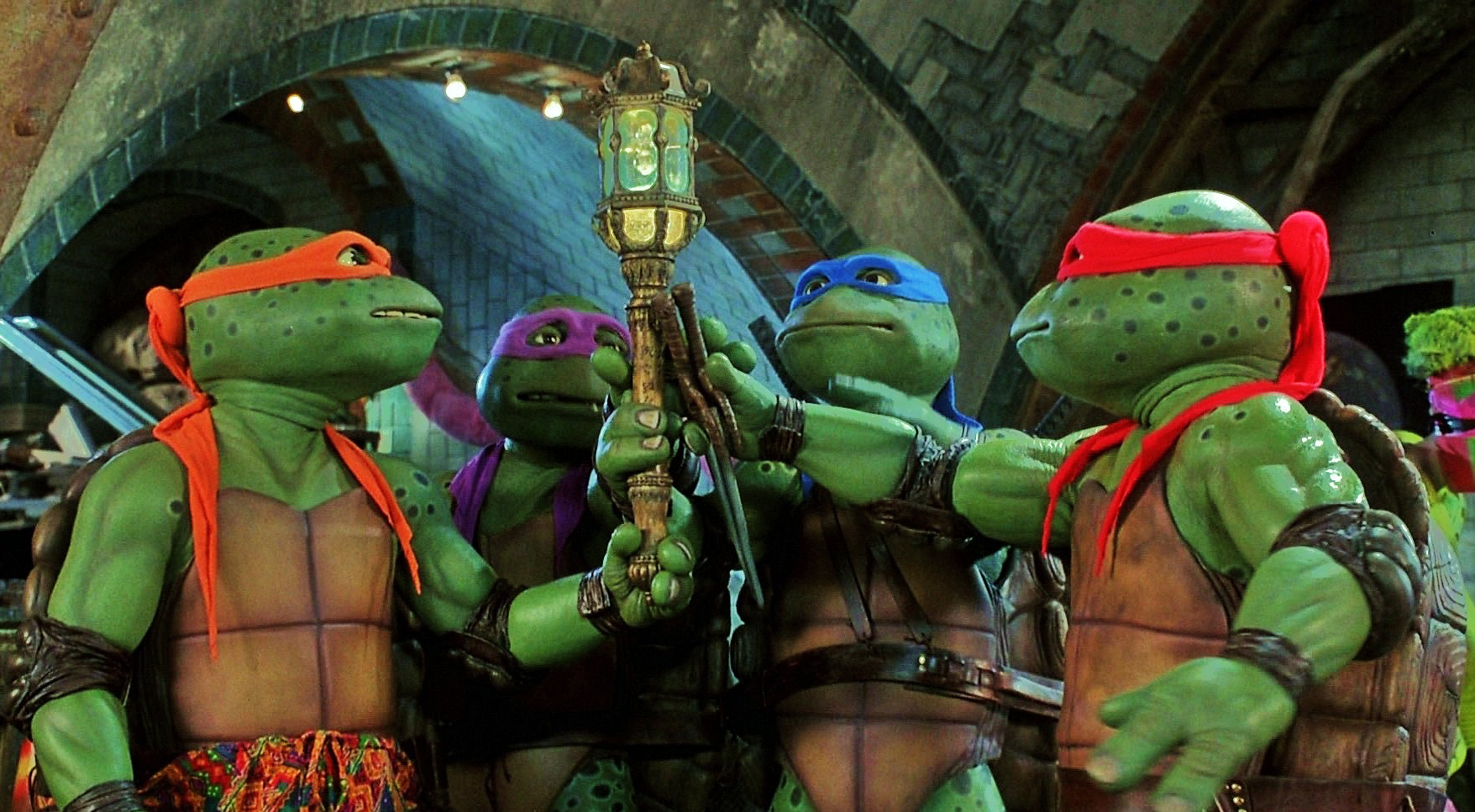 Image result for teenage mutant ninja turtles III