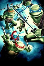Leo,Raph,Don and Mikey 8