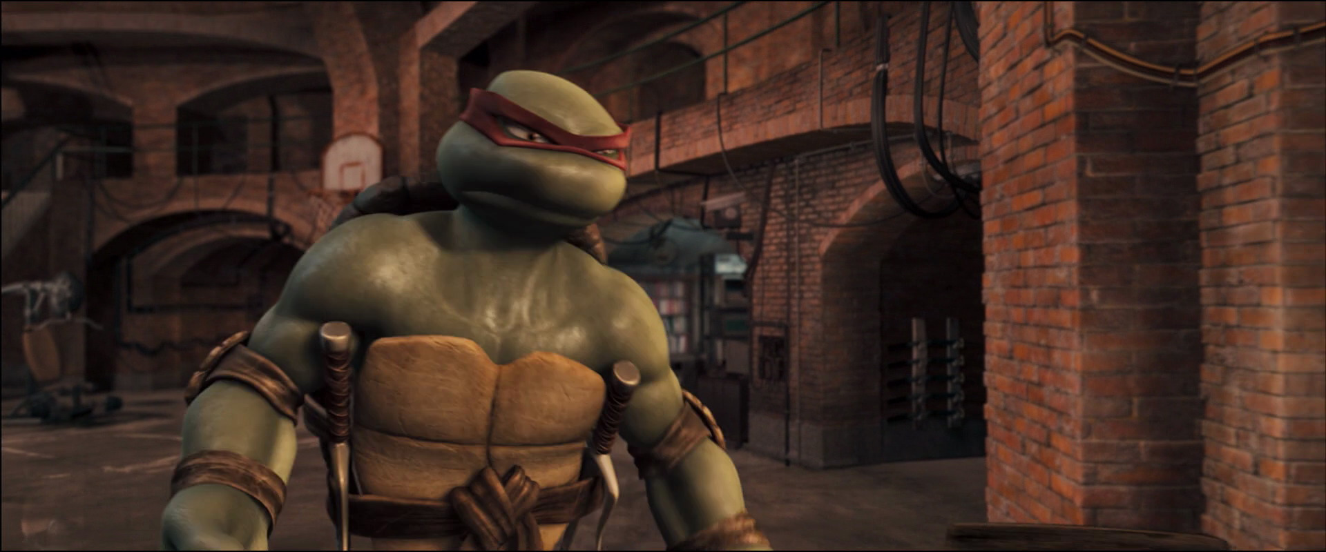 Mikey Tmnt 2007