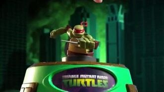 Teenage Mutant Ninja Turtles Hero Portal - TV Commercial