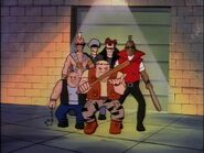TMNT - 1x01 - Turtle Tracks - Video Dailymotion 0001