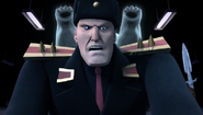 Steranko angry