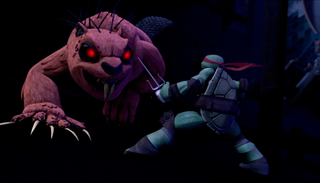 Raph vs dream beaver