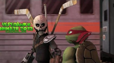 "Teenage Mutant Ninja Turtles, ""The Good, The Bad, The Casey Jones"" New Episode Promo"